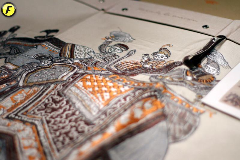 presentazione della nuova collezione di tessuti per arredamento e ... - Tessuti Per Arredamento