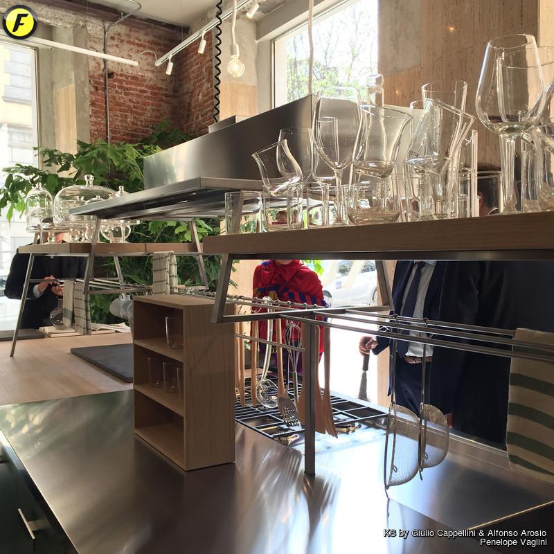 ks by giulio cappellini & alfonso arosio | fuorisalone.it - Mobile Cappellini Fuori Salone