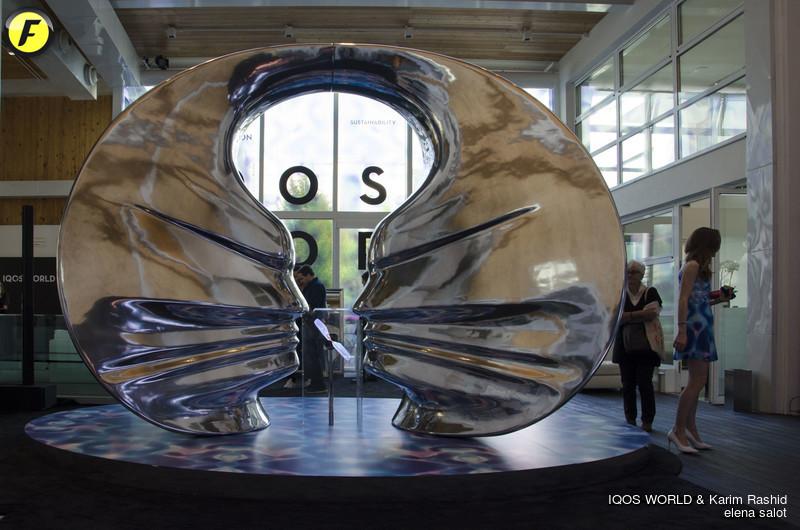 IQOS WORLD & Karim Rashid | Fuorisalone it